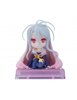 No Game No Life Bishoujo Character Collection Mini Figure Shiro 6 cm
