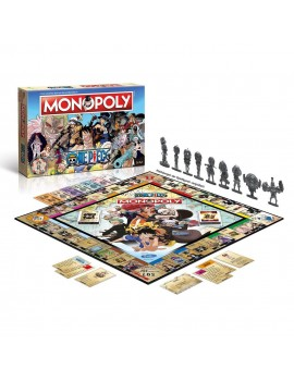 One Piece Board Game Monopoly *German Version*