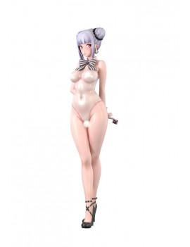 Original Character Statue 1/7 Suke Shiro Suku by Necometal School Swimsuit Version 23 cm