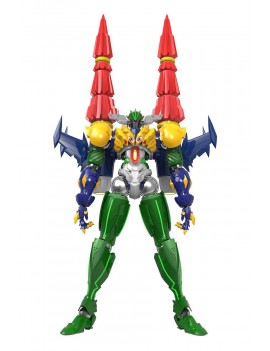 Steel Jeeg Light-Up Action Figure Jeeg (DH Goukin) 27 cm