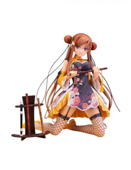 T2 Art Girls STP PVC Statue 1/6 Chun-Mei Another Color Ver. 18 cm
