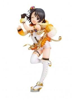 The Idolmaster Cinderella Girls PVC Statue 1/7 Chie Saski Party Time Gold Ver. 19 cm