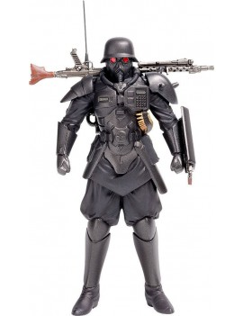 The Red Spectacles Plastic Model Kit 1/20 PLAMAX MF-23 minimum factory Protect Gear 9 cm