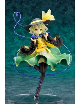 Touhou Project Statue 1/8 Koishi Komeiji The Closed Eye of Love 19 cm