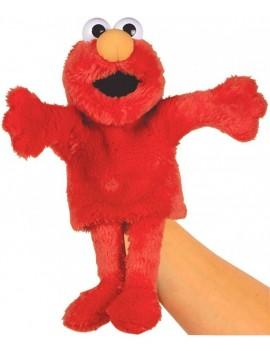 Sesame Street Hand Puppet Elmo 35 cm