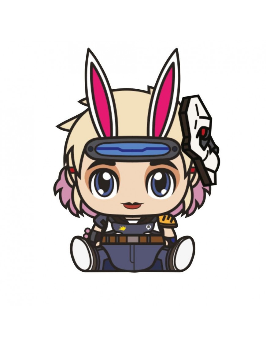 Borderlands 3 Stubbins Plush Figure Tiny Tina 16 cm