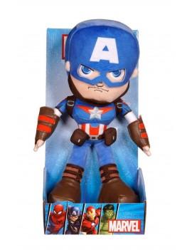Marvel Avengers Plush Figure Captain America 25 cm