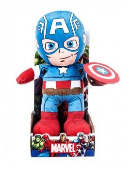Marvel Comics Plush Figure Captain America 25 cm