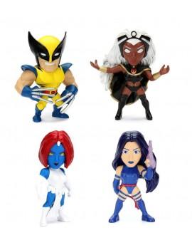 X-Men Metals Diecast Mini Figures 10 cm Assortment (4)