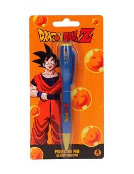 Dragon Ball Pen with Light Projector Vegeta