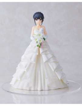 Rascal Does Not Dream of Bunny Girl Senpai Statue 1/7 Shoko Mahinohara Wedding Ver. 22 cm