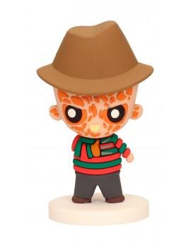 Nightmare on Elm Street Pokis Rubber Minifigure Freddy 6 cm