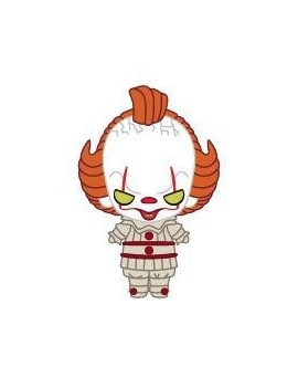 Stephen King's It 2017 Pokis Rubber Minifigure Pennywise 6 cm