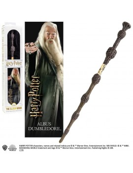 Harry Potter PVC Wand Replica Albus Dumbledore 30 cm