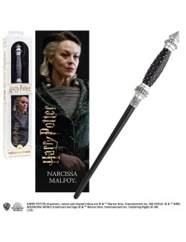Harry Potter PVC Wand Replica Narcissa Malfoy 30 cm