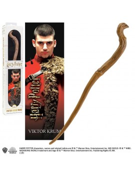 Harry Potter PVC Wand Replica Viktor Krum 30 cm