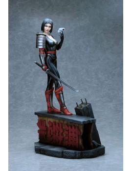 DC Comics Fantasy Figure Gallery Statue 1/6 Katana 41 cm