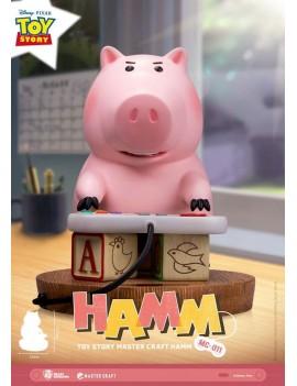 Toy Story Master Craft Statue Hamm 28 cm