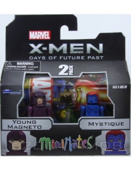 X Men Marvel Young Magneto...