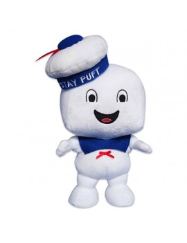 Ghostbusters Talking Plush Figure Stay Puft Marshmallow Man Happy 23 cm *English Version*