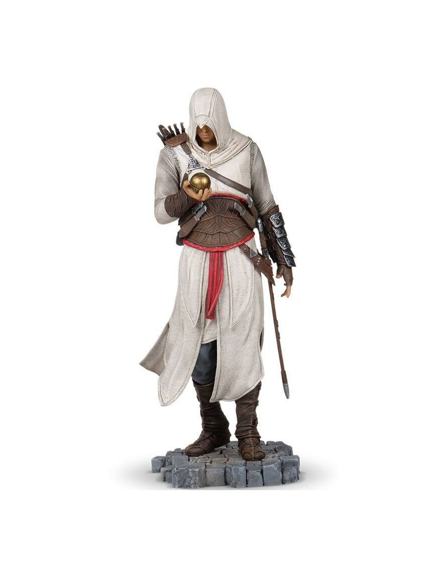 Assassin S Creed Pvc Statue Altair Apple Of Eden Keeper 24 Cm