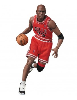 NBA MAF EX Action Figure Michael Jordan (Chicago Bulls) 17 cm