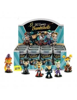 DC Comics Lil Bombshells Blind Tins Vinyl Figures Series 3 Assortment 7 cm (12)
