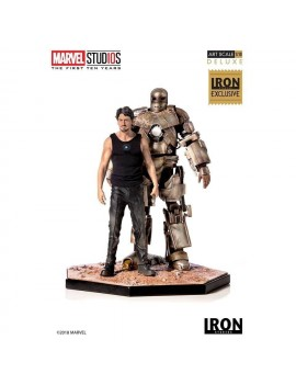 Marvel Comics Statue 1/10 Iron Man Mark I CCXP 2019 Exclusive 21 cm