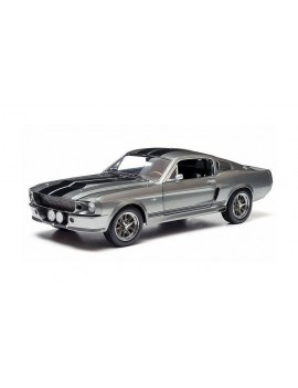 Gone in 60 Seconds Diecast Model 1/18 1967 Ford Mustang Shelby Eleanor