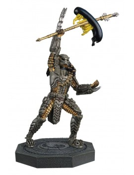 The Alien & Predator Figurine Collection Scar Predator (Alien vs. Predator) 19 cm