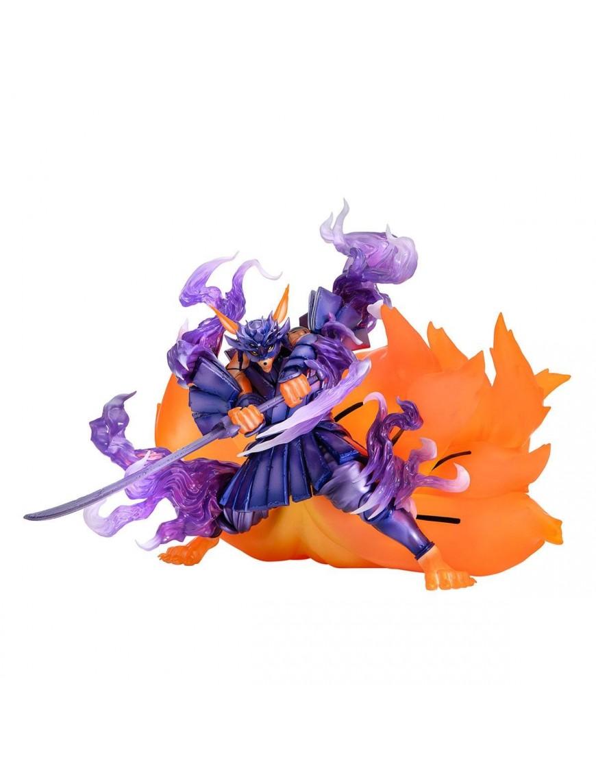 Boruto Naruto Next Generation Precious G E M  Series Statue Kurama Susano  32 cm