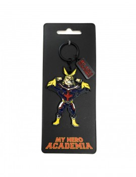 My Hero Academia Metal Keychain Hero