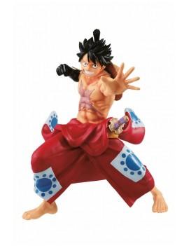 One Piece Ichibansho PVC Statue Luffy (No Umi) 20 cm