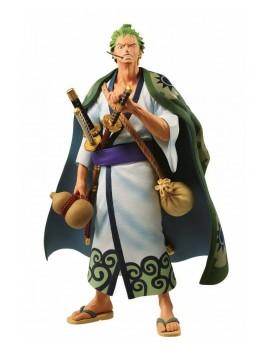 One Piece Ichibansho PVC Statue Roronoa Zoro (Zorojyuro) 26 cm