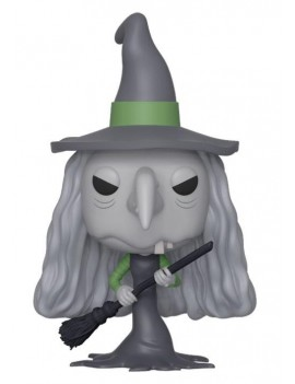 Nightmare before Christmas POP! Movies Vinyl Figure Witch 9 cm