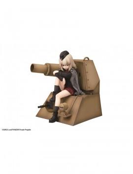 Girls und Panzer das Finale PVC Statue 1/7 Erika Itsumi 19 cm