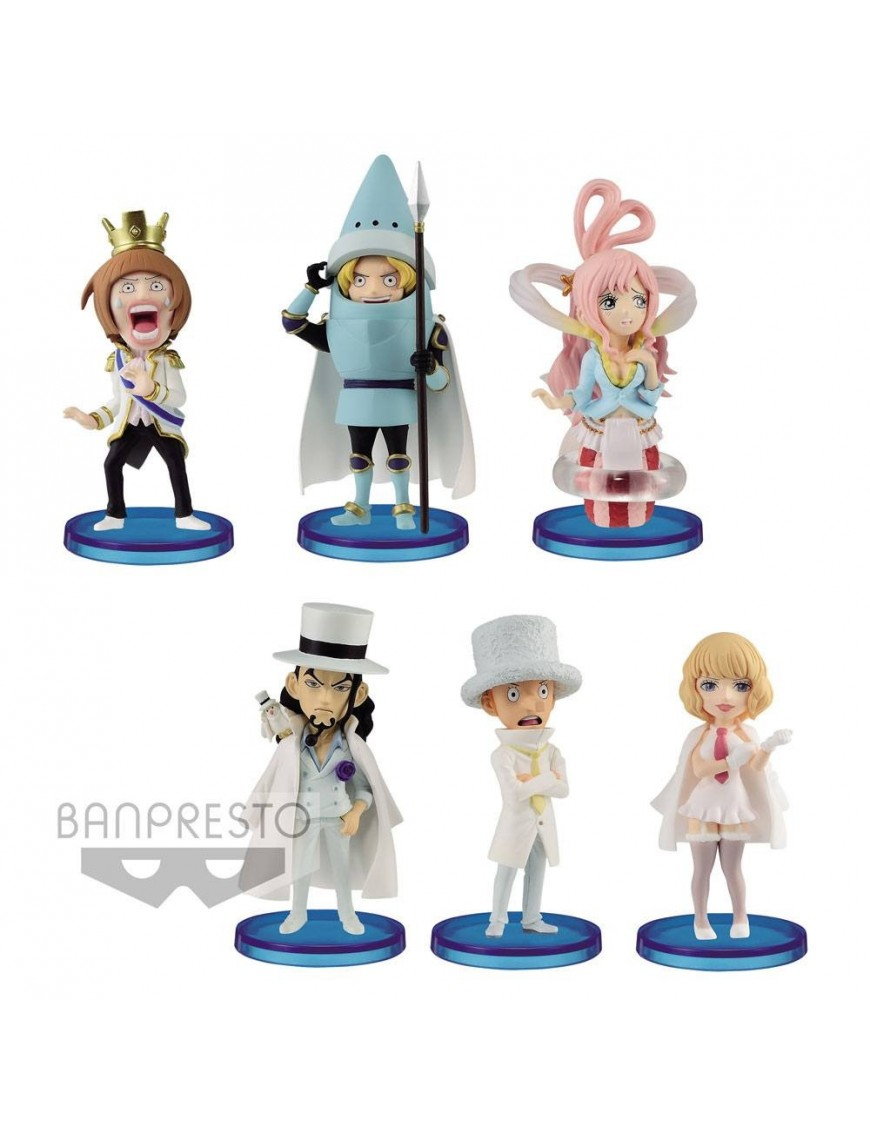 One Piece Stampede WCF ChiBi Figures 7 cm Assortment Level Y2 (28)