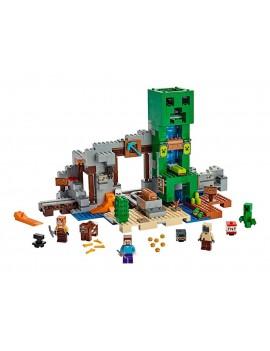 LEGO® Minecraft™ - The Creeper™ Mine