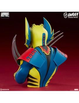 Marvel Urban Aztec PVC Bust Wolverine by Jesse Hernandez 20 cm