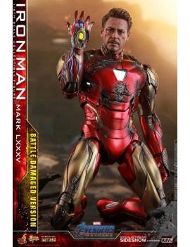 Avengers: Endgame MMS Diecast Action Figure 1/6 Iron Man Mark LXXXV Battle Damaged Ver. 32 cm