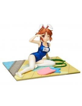 The Idolmaster Cinderella Girls DreamTech PVC Statue 1/7 Nana Abe Summer Usamin 12 cm