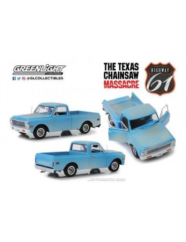 Texas Chainsaw Massacre Diecast Model 1/18 1971 Chevrolet C-10