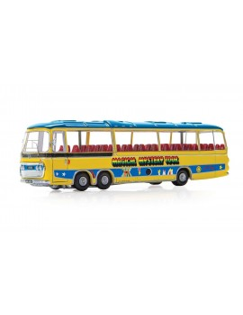 The Beatles Diecast Model 1/76 Magical Mystery Tour Bus
