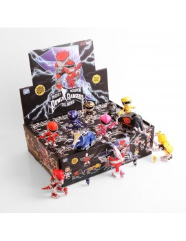 Mighty Morphin Power Rangers Action Vinyl Mini Figures 8 cm Wave 2 Display (16)