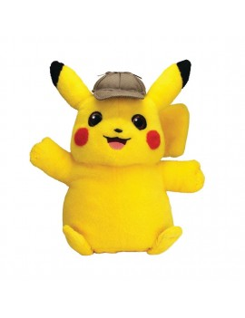 Pokémon: Detective Pikachu Talking Plush Figure Pikachu 35 cm *English Version*