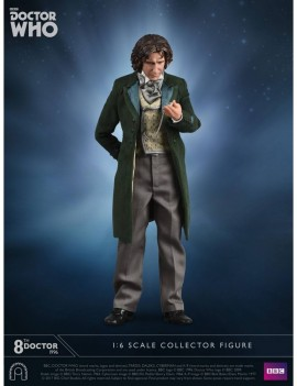 Doctor Who Collector Figure Series Action Figure 1/6 8th Doctor (Paul McGann) 30 cm