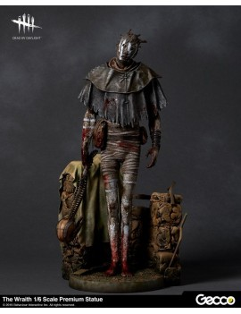 Dead by Daylight PVC Statue 1/6 The Wraith 36 cm