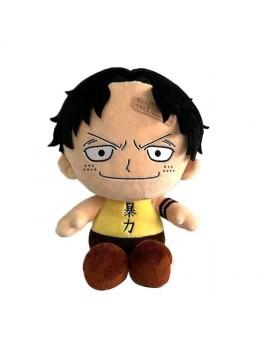 One Piece Plush Figure Ace 20 cm