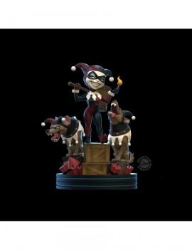 DC Comics Q-Fig Remastered Figure Harley Quinn 13 cm