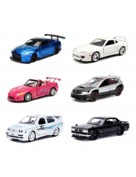 Fast & Furious Diecast Models 1/32 Display A (6)